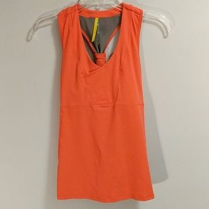 Lole Run Silhouette Tank Top Size Small